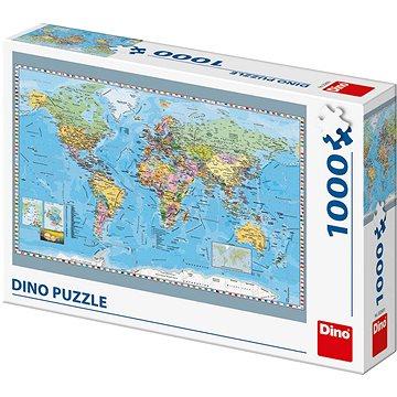 Politická mapa světa (8590878532489)