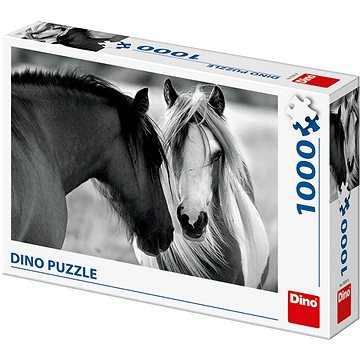 Černobílí koně (8590878532618)