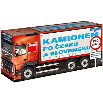 Kamionem po Česku a Slovensku (8590878631502)