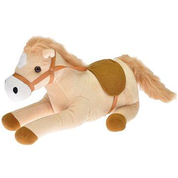 Kůň 31 cm - béžový (8592117325364)