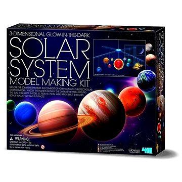 Vyrob si sluneční soustavu (8590439055204)