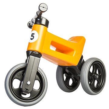 Funny Wheels New Sport 2v1 - oranžové (8595557507208)