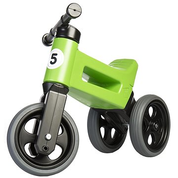 Funny Wheels New Sport 2v1 - zelené (8595557507222)