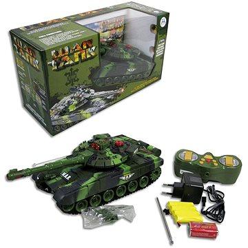 Tank na ovládání - zelený (8590756805308)