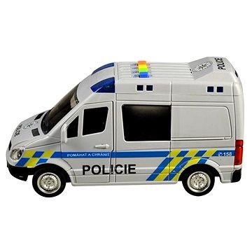 Auto policejní dodávka (8590756985260)