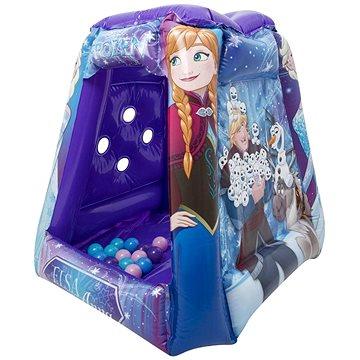 Nafukovací stan s míčky Frozen (5055114345993)