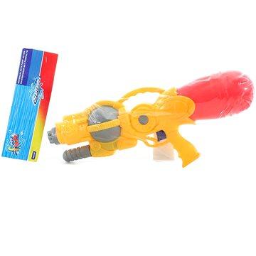 Pistole na vodu 40 cm žlutá