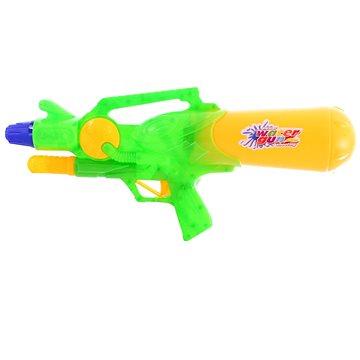 Pistole na vodu 48 cm zelená