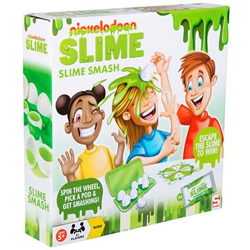 Nickelodeon Slime smash (5056219003474)