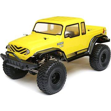ECX Barrage 2.0 1:12 4WD RTR žlutý (0.605482104897)
