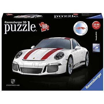 Ravensburger 3D 125289 Porsche 911R 108 dílků (4005556125289)