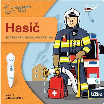 Kouzelné čtení - Hasič - minikniha (9788087958605)