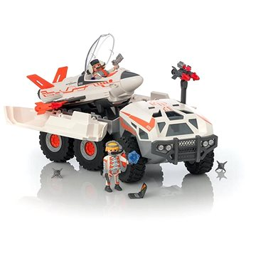Playmobil 9255 Spy Team Battle Truck (4008789092557)
