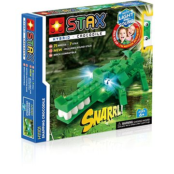 Light Stax Hybrid Snapping Crocodile (8719831530007)