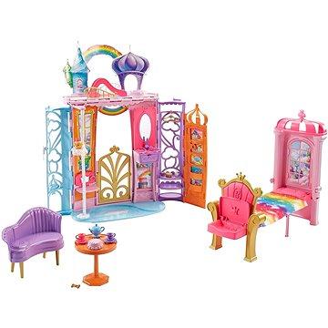 Barbie Duhový Zámek (887961652611)