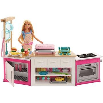 Barbie Kuchyně snů (887961626094)
