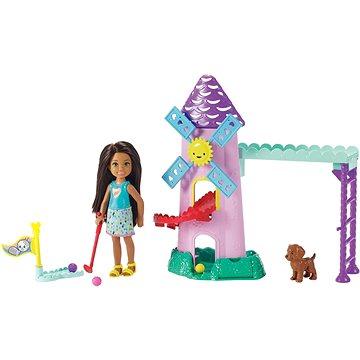 Barbie Chelsea Minigolf (887961628180)