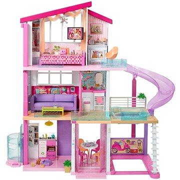Barbie Dům snů se skluzavkou (887961531282)