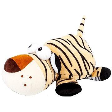 Magický plyšák 2v1 - zebra/tygr (9004000526)