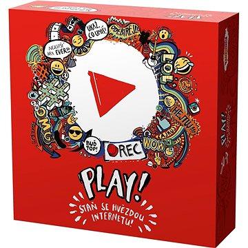 Play! Staň se hvězdou internetu (8595558302949)