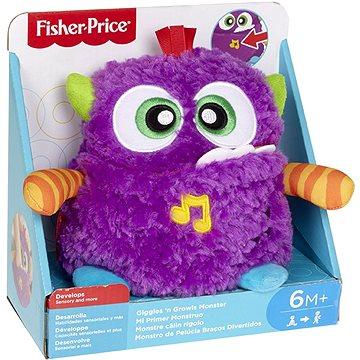 Fisher-Price Plyšová veselá příšerka (0887961417777)