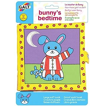 Galt Velká dětská knížka – Jdeme spát (5011979579676)