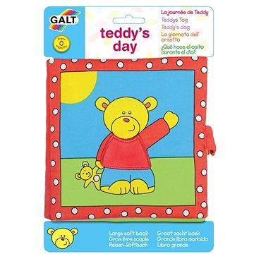 Galt Velká dětská knížka – Tedyho den (5011979579645)