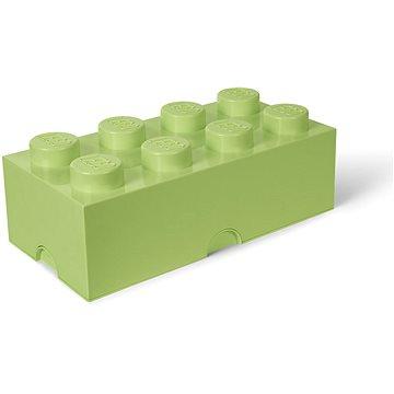 LEGO úložný box 250 x 500 x 180 mm - jarní zelená (5711938029647)