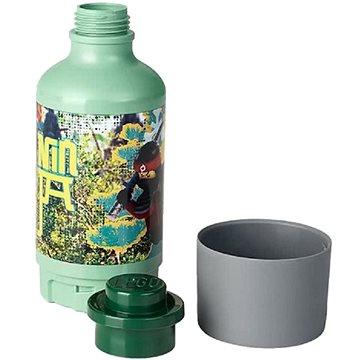LEGO Ninjago láhev na pití - army zelená (5711938029852)