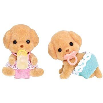 Sylvanian Families Baby pudlí dvojčata (5054131052617)