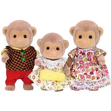Sylvanian Families Rodina - opičky (5054131052143)