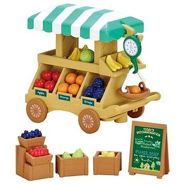 Sylvanian Families Pojízdná prodejna ovoce a zeleniny (5054131052655)