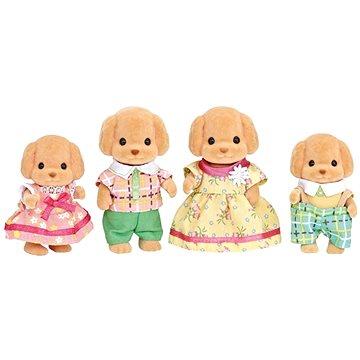 Sylvanian Families Rodina pudlů (5054131052594)