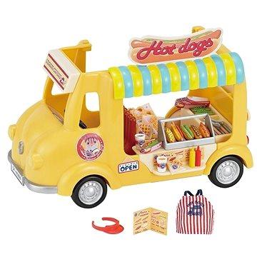 Sylvanian Families Pojízdný obchod s Hot dogy (5054131052402)