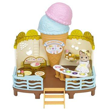 Sylvanian Families Zmrzlinová restaurace u moře (5054131052280)