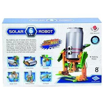 Robot solární 6 v 1 (8592525018704)