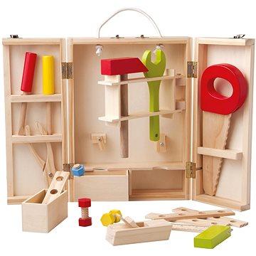 Woody Nářadí v dřevěném boxu (8591864911882)