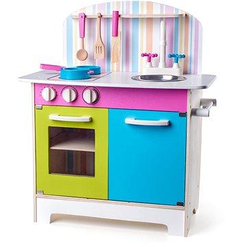 Woody Kuchyňka Julia, proužkovaná (8591864918751)