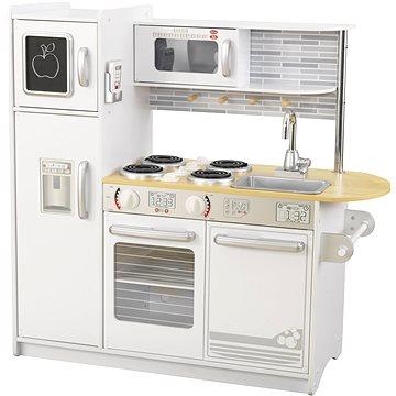 KidKraft Kuchyňka Uptown White (706943533642)
