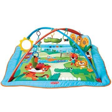 Tiny Love Hrací deka s hrazdou Kick & Play City Safari (7290108860245)