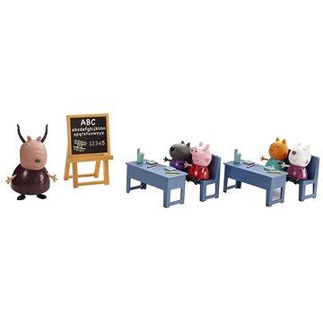 Prasátko Peppa - Školní třída + 5 figurek (5029736050337)