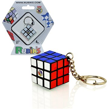 Rubikova kostka 3×3 přívěšek (5908273080062)