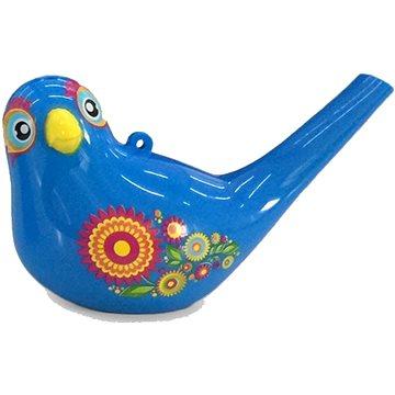 Zpívající vodní ptáček Aqua Bird II modrý (ASRT5908273081298)