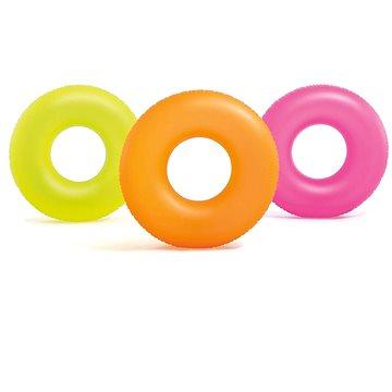 Intex Kruh plavací Neon (6941057452623)