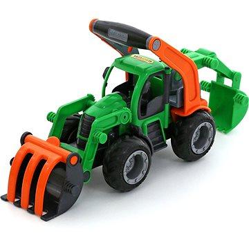 Polesie Traktor GripTruck nakladač s rypadlem (4810344037374)