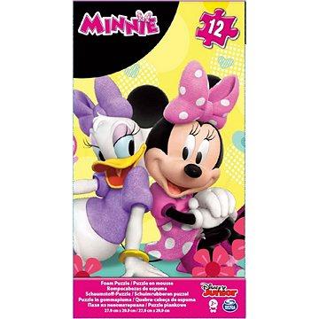 Pěnové puzzle Minnie (ASRT778988635506)