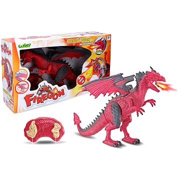 Wiky Firegon (ohnivý drak) s efekty (8590331902385)