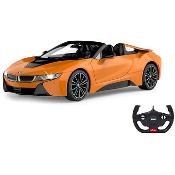 Jamara BMW I8 Roadster 1:12 orange 2,4G A (4042774452148)