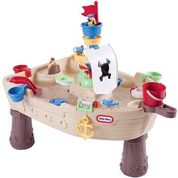 Little Tikes Vodní stůl - pirátská loď (0050743628566)