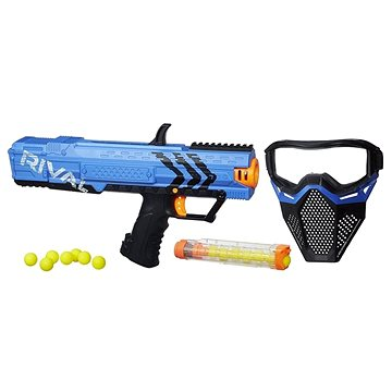 Nerf Rival Starter Kit Apollo + Maska – modrá varianta (5010993358854)